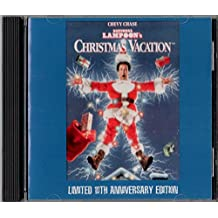 Official National Lampoon's Christmas Vacation 10th Anniversary Movie Soundtrack