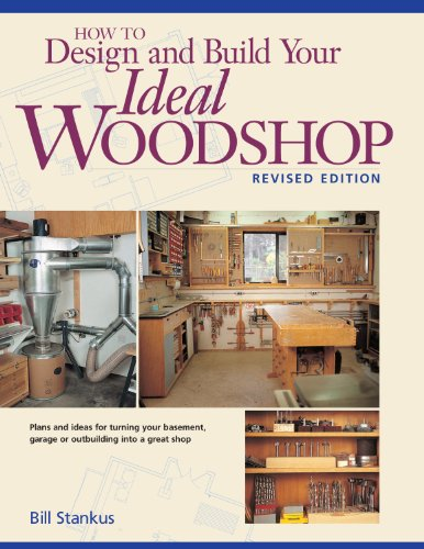 How to Design and Build Your Ideal Woodshop (Popular - Home Wood Shops