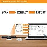Epson Workforce ES-55R Mobile Receipt and