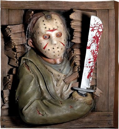 Rubie's Friday The 13th Jason Voorhees Wallbreaker Party (Jason Voorhees Theme)