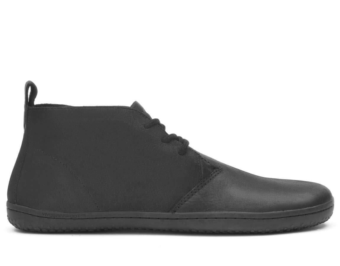 vivobarefoot Men's gobi ii-m, Black/Hyde, 43 EU/10-10.5 M US by vivobarefoot