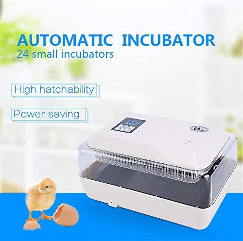Automatica 48 uova Incubatrice Covano Automatico Incubatore Incubator