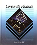 Corporate Finance, Ross, Melanie H. and Westerfield, Randolph W., 0801642116