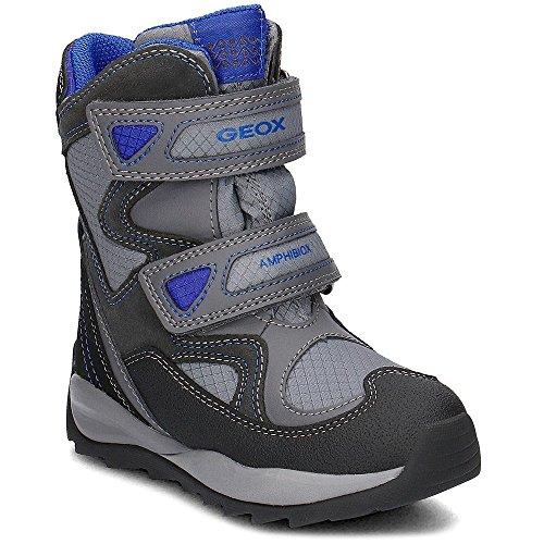 Geox Junior Orizont - J640BC0FU22C0069 - Color Grey - Size: 10.0 by Geox
