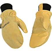 [Amazon.com (US)]Kinco 901T Large Insulated Leather Mittens - 6 pack (price error)