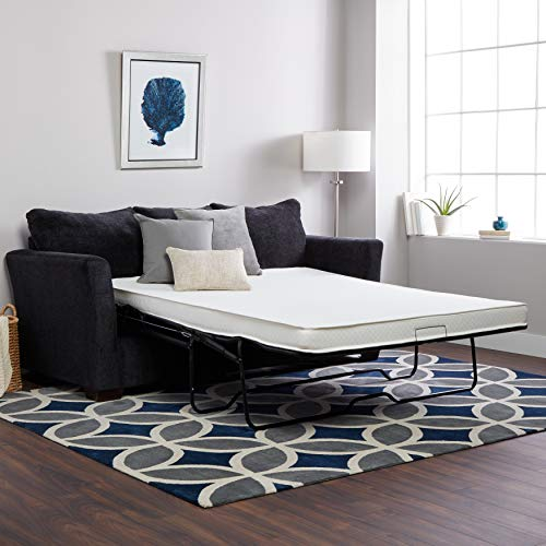 (Select Luxury Flippable 4-inch Full-Size Foam Sofa Sleeper Mattress (Mattress)
