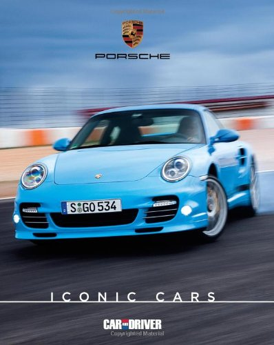 214 Car - Car and Driver Porsche: Iconic Cars