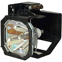 AuraBeam Mitsubishi WD-52531 TV Replacement Lamp with Housing