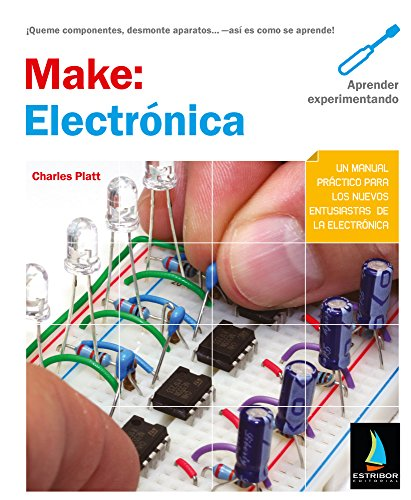 make-electronica-spanish-edition