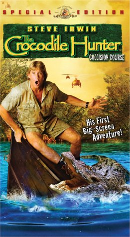 The Crocodile Hunter - Collision Course [VHS]
