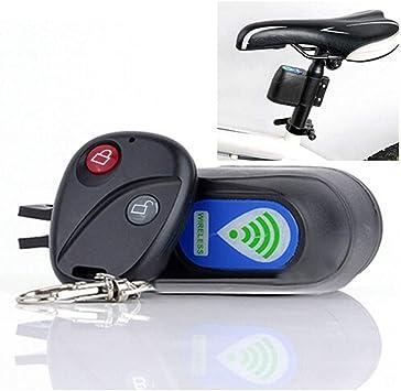 JLDSFPP Antirrobo Cerradura De Bicicleta Ciclismo Seguridad ...