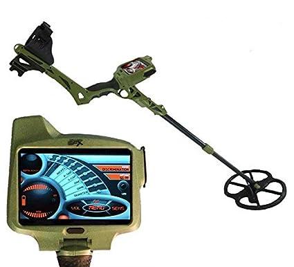 """Detector De Metales Ground EFX MX 400 GPS 13"""" DD búsqueda Oro Metales Monedas"""