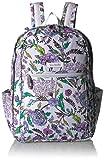 Vera Bradley Lighten Up Grand Backpack, Lavender Botanical