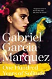 Front cover for the book One Hundred Years of Solitude by Gabriel Garcia Marquez