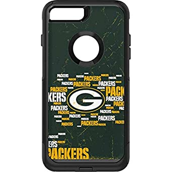 caa515968cb Image Unavailable. Image not available for. Color  NFL Green Bay Packers  OtterBox Commuter iPhone 7 Plus Skin - Green Bay Packers Blast