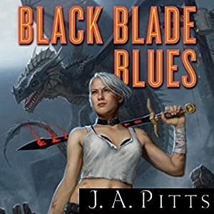 Black Blade Blues Hörbuch