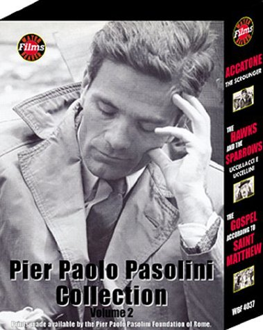 Pier Paolo Pasolini Collection, Vol. 2 (Accatone / The Hawks and the Sparrows / The Gospel According to Saint - Store Pier