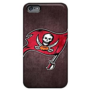 Back mobile phone cases skin Shock Absorbing iphone 6 plusd 5.5 - tampa bay buccaneers 11