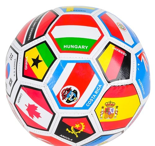 REGULATION SIZE SOCCER BALL, Case of 75 by DollarItemDirect
