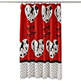 Disney Mickey/Minnie Shower Curtain