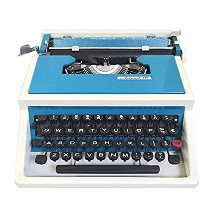 Maquina de escribir Olivetti UNDERWOOD 315 _ Ref.21