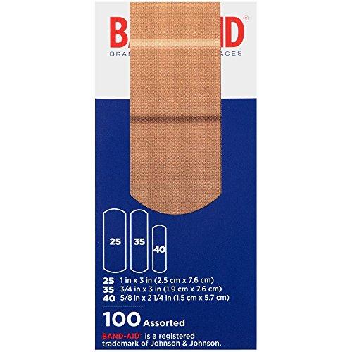 Band-aid Flex Fabric 3 Pack