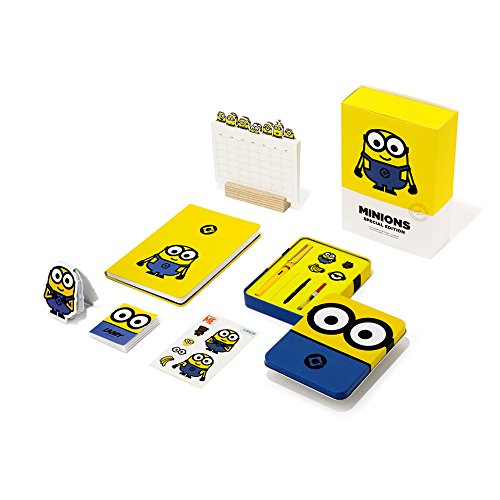 LAMY Minions Special Edition_(Limited Edition : Fountain pen, Notebook, Planner, Memo Pad)