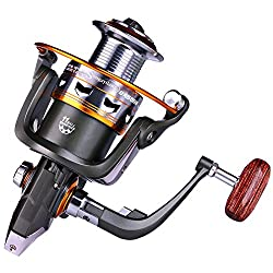 Sougayilang Spinning Fishing Reels with Left/right
