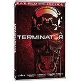 terminator - complete collection (5 dvd) box set dvd Italian Import
