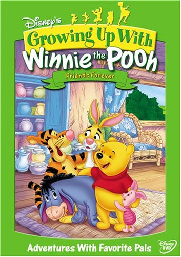 (Growing Up With Winnie the Pooh - Friends Forever )