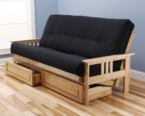 monterey-full-size-futon-sofa-and-drawer-set-natural-finish-hardwood-frame-and-soft-suede-innersprin