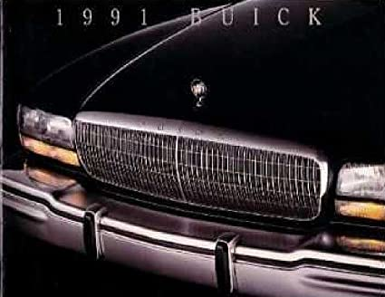 Amazon Com 1991 Buick Full Line Color Sales Brochure Park Avenue