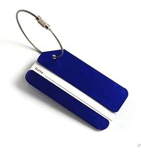f99c78d460 ... Etichette Valigia in Alluminio per Identificare Bagagli Viaggio bagagli…  4,6 su 5 stelle 5 · EUR 10,59 · GADIEMENSS Travel Luggage Label for Luggage  ...