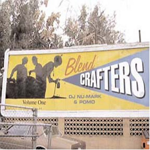 Blend Crafters by Up Above Records