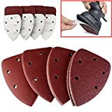 Sanding Discs - 40pcs 120 240 Grit Sanding Disc Mouse Sander Pad Sandpaper Polishing Tool 140x100mm - Domiciliation Fill Blow Launching Inkpad Pussyfoot Launchpad Tablet Sneak