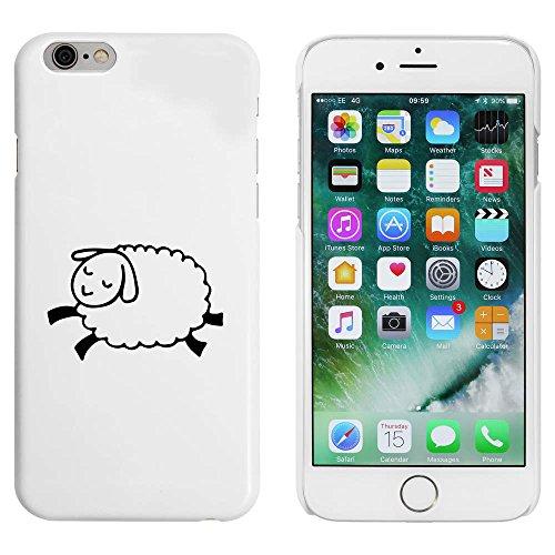Blanc 'Sauter le Mouton' étui / housse pour iPhone 6 & 6s (MC00052098)