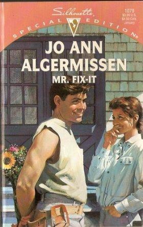 book cover of Mr. Fix-it
