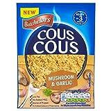Batchelors Mushroom & Garlic Cous Cous 90g (Pack of 6)