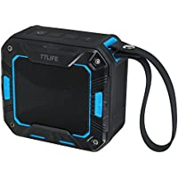 TTLIFE Waterproof Bluetooth Speaker - 5 watts Durable Portable Outdoor Wireless Sound System - Dust and Shock Resistant