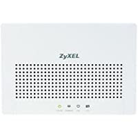 Zyxel P871M VDSL2-Point to Point Modem, 10/100Base-TX, 100 Mbps, 1 x RJ-45 VDSL, 1 x RJ-45, CLI command via console, Status LEDs indicator