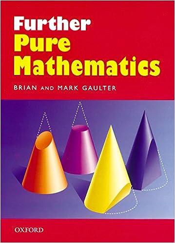 Book Further Pure Mathematics