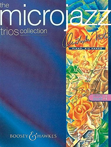 The Microjazz Trios Collection. Easy Pieces In Popular Styles For Piano, Six Hands