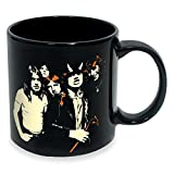ICUP AC/DC - Highway To Hell Album Cover 20oz. Black Ceramic Coffee Mug