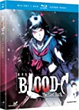 Blood-C: Last Dark [Blu-ray/DVD Combo]