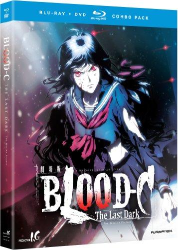 Blood-C: Last Dark [Blu-ray/DVD Combo]