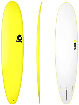 Tabla de Surf Torq Softboard 8.6Longboard Yellow: Amazon.es: Deportes y aire libre