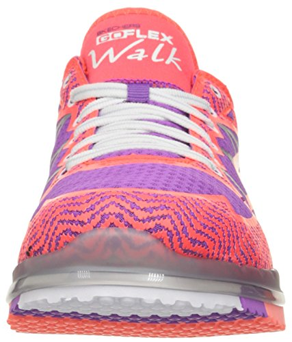 Skechers Go Flex-Momentum Femmes US 8.5 Rose Baskets UK 5.5 EU 38.5