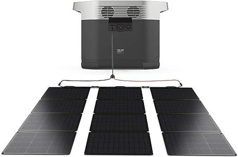 ECOFLOW Estación de Energía Portátil Delta 1260Wh con 3 ...