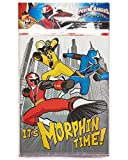 American Greetings Power Rangers Ninja Steel 8 Count Invite and Thank You Combo Pack, Multicolor, One Size