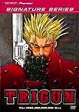 DVD : Trigun - The 60 Billion Dollar Man (Vol. 1)  (Geneon Signature Series)